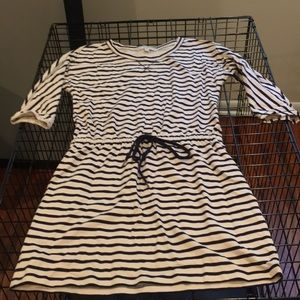 LOFT never worn nautical dress